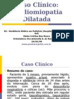 Cardiomiopatia dilatada (1)