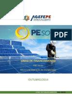 Cartilha Energia Solar Fundo Constitucional de Financiamento do Nordeste