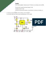 Duplicador de tensión con lm555