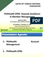 Philhealth EPRS