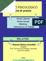 Acoso Psicológico, Iuris Et Praxis
