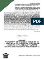 Pasolini_cultura Antifascista, Cumunismo y Nación en Argentina