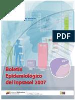 Boletin Epid 2007 03