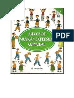 Musica y Expresion Corporal - NuriaTrias, Susana Perez y Luis Filella