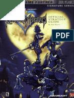 Kingdom Hearts Brady Guide