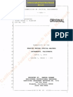Vol. I CJP Prosecution Transcript