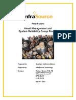 Infra Source Final Report