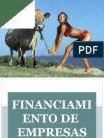 FINANCIAMIENTO DE EMPRESAS .ppt