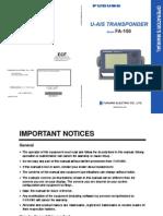 FA150 Operator's Manual J 9-25-2012 (1)