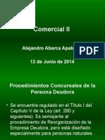 Clase Comercial II