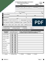 Informe Inicial AC Primaria B