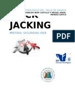 Investigacion de Click Jacking