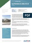 Los Humeros II Mexico Geothermal Power Plant Datasheet