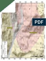 Plano Geológico de Paredones
