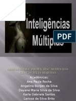 INTELIGENCIA MULTIPLA