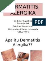 Dermatitis Alergika Eteng