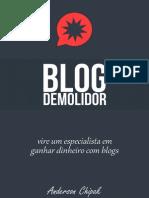 Blog Demo Lido Red