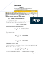 Ingenieria ambiental -Unidades de concentracion