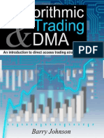 Barry Johnson - Algorithmic Trading & DMA