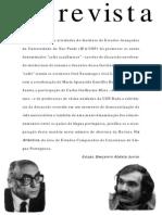 Entrevista - José Saramago e Luandino Vieira