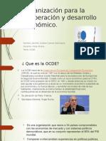 Organización Para La Cooperación y Desarrollo Económico.ocde