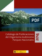 Catálogo Publicaciones 2014 Tcm7-24941