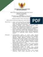 Perbawaslu No. 6 Tahun 2015 tentang Pengendalian Gratifikasi.pdf