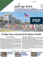 Island Eye News - June 5, 2015