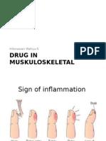 Drug in Muskuloskeletal