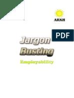 Jargon Busting Employability