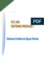 09 Pcc-465 Sitemas Prediais de Água Pluviais