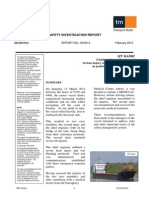 MV Kadri_Final Safety Investigation Report