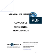 Manual Pensiones Honorarios