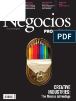 promexico creative industry