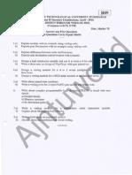 Digital Design Using VERILOG HDL Question Paper April 2014