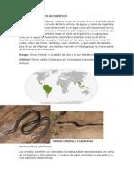Distribución ÁMBITO GEOGRÁFICO Anfibios
