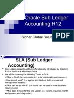 SLA presentation