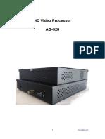 HD Video Processor