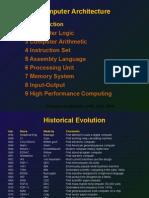 Computer Architecture 1