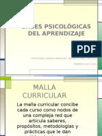 Encuadre Bases Psicológicas Del Aprendizaje 2015
