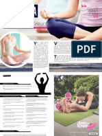 June Indian Yoga