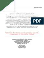 Fife Et Al 2014. DFU Off-loading Gap Evidence & Practice