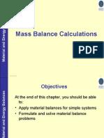 L8-9 Material Balances