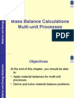 L12-13 Material Balances