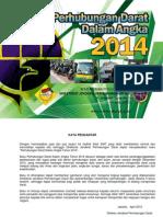 Perhubungan Darat Dalam Angka 2014