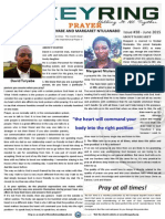 Key Ring Issue 38 - Prayer