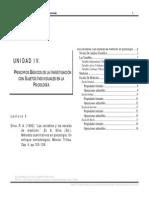 Las Variables en Psicología (Metodos Cuantitativos en Psicología)
