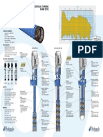 Neptuno Pumps Vertical Turbine Pump (Vtp) Poster