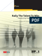 Rally the Talent to Win