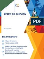 Brady Corporate HPI MRO